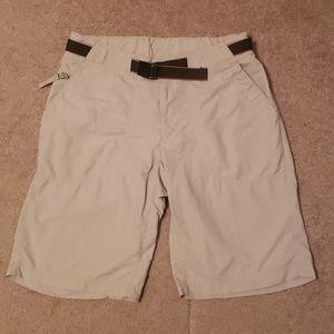 REI Women's Khaki Shorts